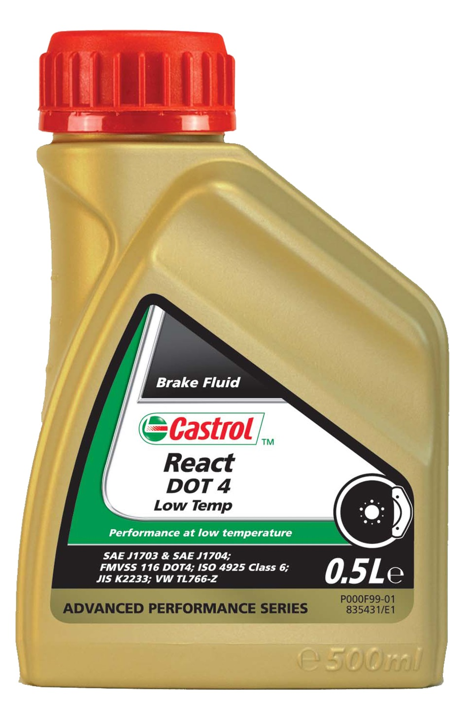 Brake fluid DOT-4: which is better composition. What kind of brake fluid fill 31
