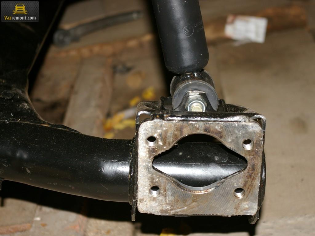 Rear brake discs on VAZ-2114: self-replacing