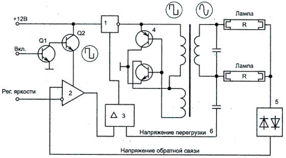 TL494 Inverter CCFL LCD schematic.JPG